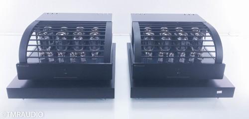 PrimaLuna Dialogue Premium HP Tube Power Amplifier w/ Stands; Pair (extra tubes)