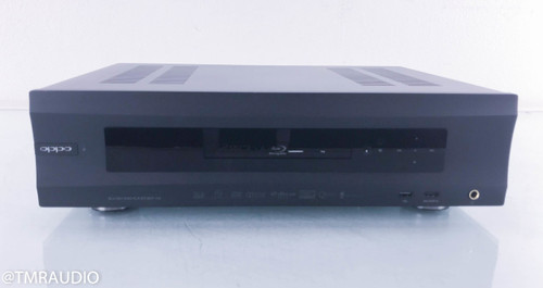 Oppo BDP-105 Universal Blu-Ray / SACD / CD Player w/ Rack-mounts