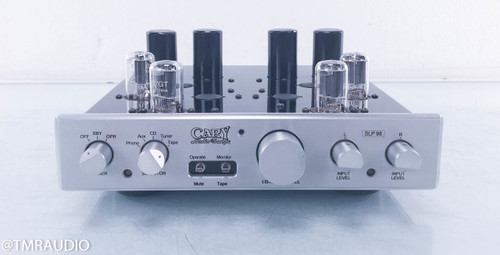 Cary SLP-98L Tube Stereo Preamplifier; SLP-98