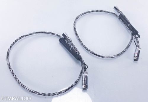 Audioquest Cheetah XLR Cables; 1m Pair Interconnects