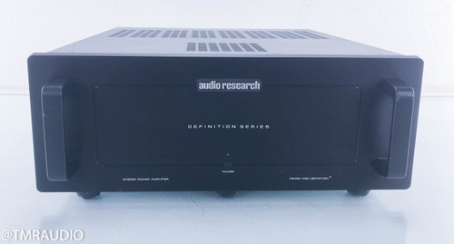 Audio Research DS450 Stereo Power Amplifier