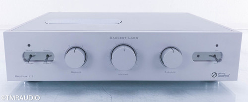 Backert Labs Rhythm 1.1 Stereo Tube Preamplifier