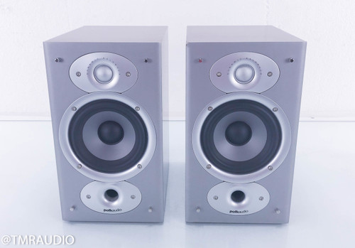 Polk RTi4 Bookshelf Speakers; Cherry Pair RTi-4