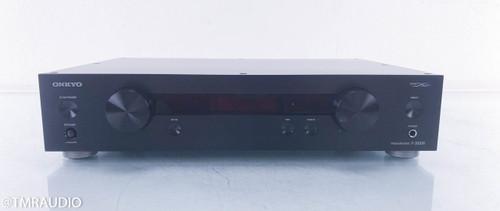 Onkyo P-3000R Stereo Preamplifier; Remote