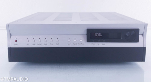 VTL TL-6.5 Signature Line Stage Stereo Preamplifier; Remote