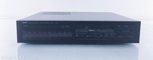 Yamaha T-85 Natural Sound AM / FM Stereo Tuner