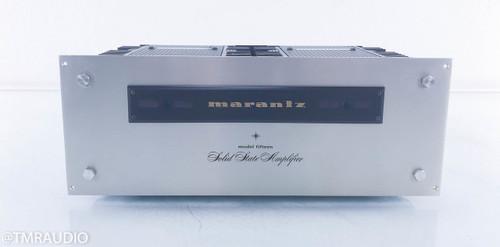 Marantz Model 15 Stereo Power Amplifier; Model Fifteen