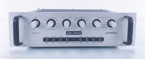 Audio Research SP14 Hybrid Tube Stereo Preamplifier; SP-14