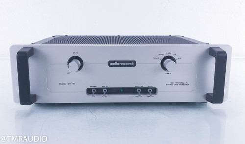 Audio Research LS-5 MKIII Stereo Tube Preamplfier w/ Upgrades