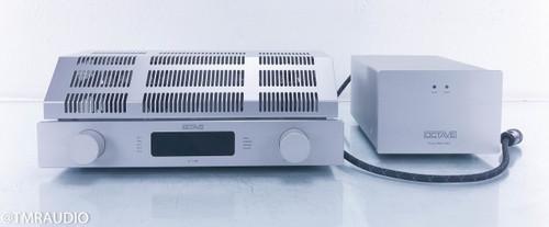 Octave V110 Stereo Tube Integrated Amplifier; Super Black Box