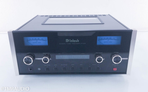 McIntosh C2300 Stereo Tube Preamplifier; C-2300