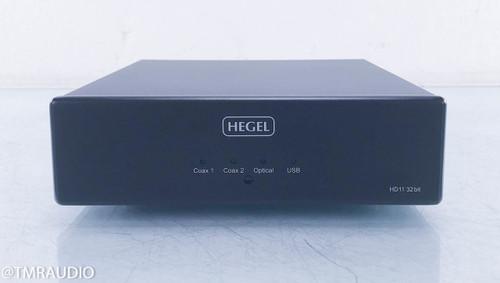 Hegel HD11 DAC; D/A Converter