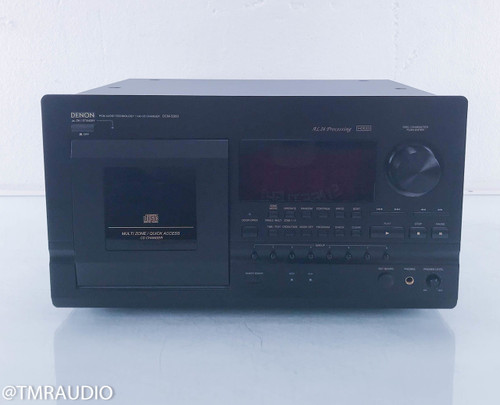 Denon DCM-5000n 100 Disc CD Changer / Player (no remote)
