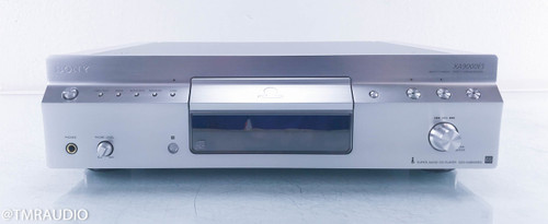Sony SCD-XA9000ES SACD / CD Player (AS-IS; Does not read SACD layer)