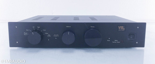 VTL TL2.5 Stereo Tube Preamplifier w/ Remote
