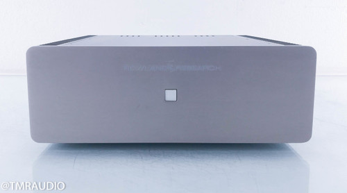 Rowland Research Model 3 Mono Power Amplifier; Single Monoblock