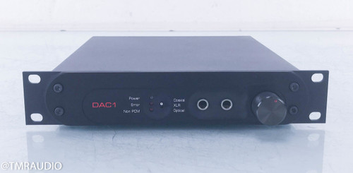 Benchmark DAC1 DAC; D/A Converter; Headphone Amplifier