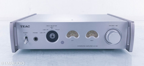 TEAC AX-501 Integrated Stereo Amplifier (missing knob)