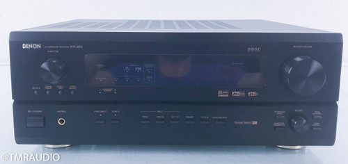 Denon AVR-3803 Home Theater Receiver (No remote)