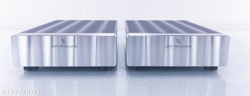 Jeff Rowland Model 201 Mono Power Amplifiers; Pair of Monoblocks