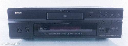 Denon DVD-3910 Universal / SACD / CD Player (AS-IS / No SACD Playback)