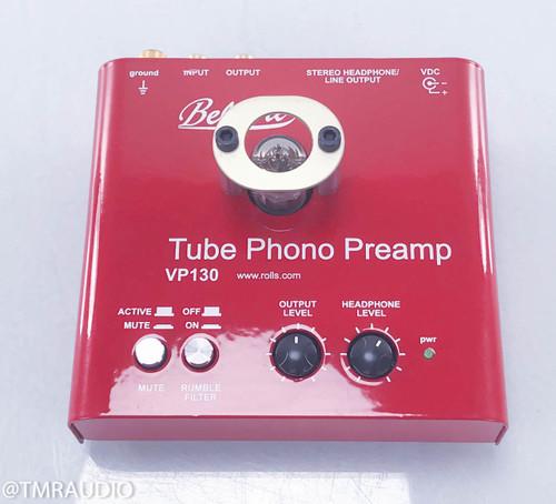 Bellari VP130 Tube Phono Preamplifier / Stage