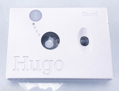 Chord Hugo DAC / Portable Headphone Amplifier; D/A Converter