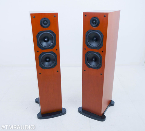 Epos Elan 30 Floorstanding Speakers; Cherry Pair