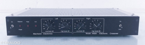 Marchand Model XM26 Vacuum Tube Electronic Crossover