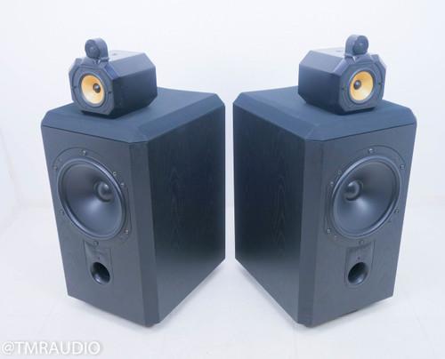 B&W Matrix 801 S2 Floorstanding Speakers; Black Pair; 801M Series II