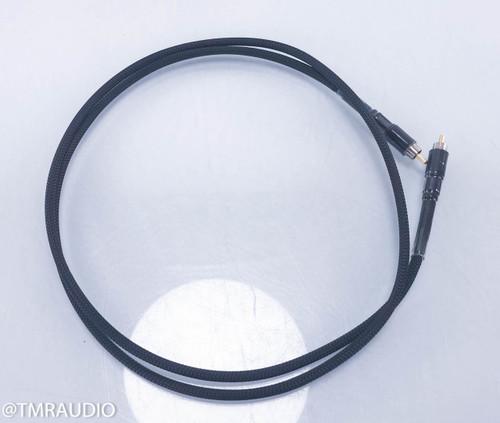 Nirvana Audio TDI RCA Cable / Digital Coaxial; Single 1.5m Interconnect