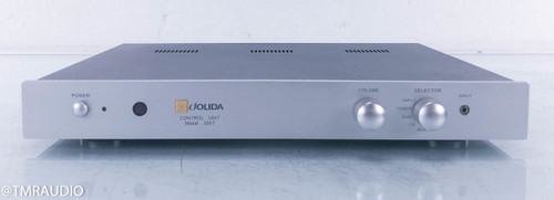 Jolida JD5T Stereo Tube Preamplifier; Remote