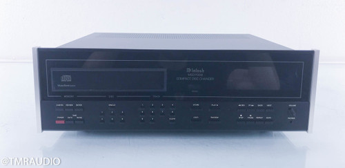 McIntosh MCD7008 CD Player; MCD-7008