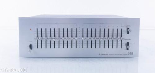 Pioneer SG-9500 Vintage Graphic Equalizer