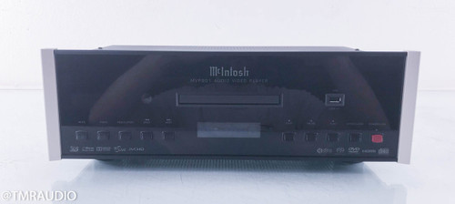 McIntosh MVP901 Blu-Ray / SACD / CD Universal Player; MVP-901; Upgraded Remote