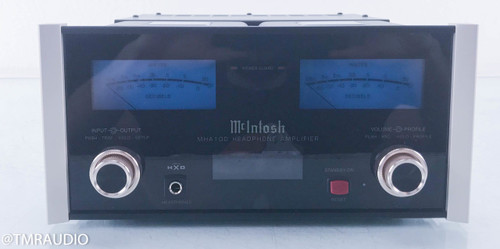 McIntosh MHA-100 Integrated Headphone Amplifier; DAC
