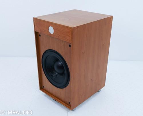 REL Acoustics Britannia B1 Subwoofer; Cherry