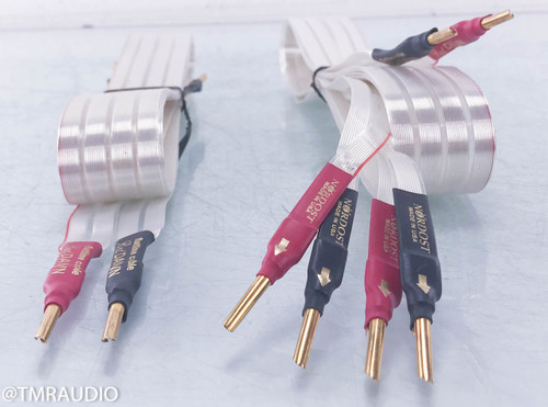 Nordost Red Dawn Flatline B-Wire Speaker Cables; 10 ft Pair