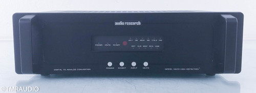 Audio Research DAC8 High Definition DAC; D/A Converter; DAC-8
