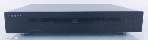 Oppo BDP-93 Blu-Ray / SACD / CD Universal Disc Player; Rackmount shelf