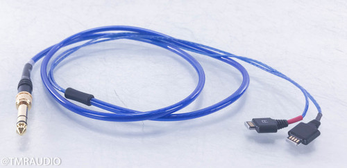 Nordost Blue Heaven Headphone Cable; 1.25m 8 Contact (Audeze El-8 Headphones)