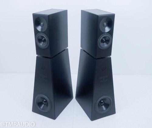 YG Acoustics Kipod II NVS Collaboration; Black Pair; Main Module Signature w/ Studio Sub