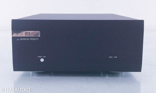 Musical Fidelity M1PWR Stereo Power Amplifier