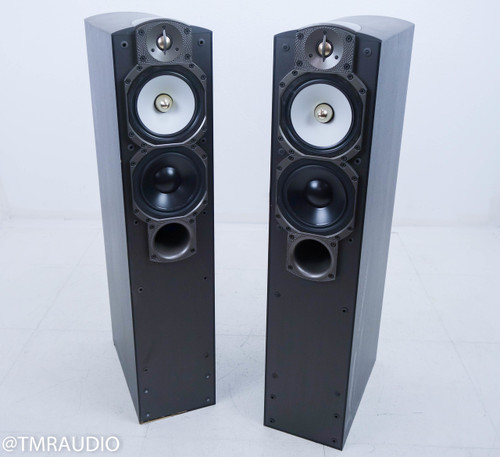 Paradigm Studio 60 v.4 Floorstanding Speakers; Black Pair (fair condition)