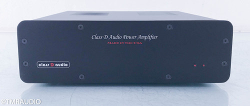 Class D Audio SDS-470CS Stereo Power Amplifier