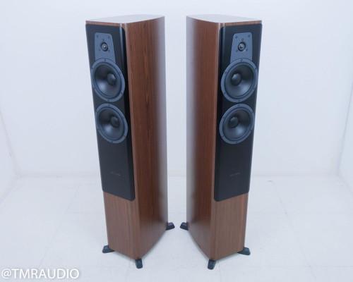 Dynaudio Contour 30 Floorstanding Speakers; Walnut Pair