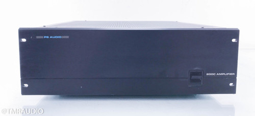 PS Audio 200C Stereo Power Amplifier (AS-IS; Distortion/Malfunction)