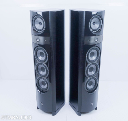 Focal Electra 1038 Be Floorstanding Speakers; Ebony Pair