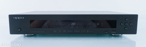 Oppo BDP-103 3D Universal Blu-Ray / SACD / CD Player