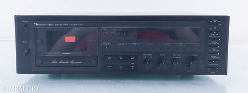 Nakamichi 680ZX Cassette Deck; Tape Player / Recorder (AS-IS; broken eject switch)